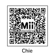 QR Code for Chie Satonaka by ConstableLemon