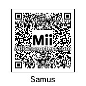 QR Code for Samus Aran by ConstableLemon