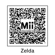 QR Code for Princess Zelda by ConstableLemon