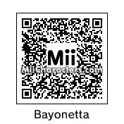 QR Code for Bayonetta by ConstableLemon
