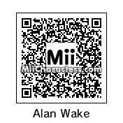QR Code for Alan Wake by Rhino41