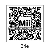 QR Code for Brie Bella by Atticus