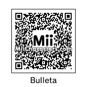 QR Code for Bulleta by Eben Frostey