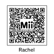 QR Code for Rachel Green by AaRock