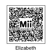 QR Code for Elizabeth by astroshamu