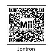QR Code for Jontron by Panzie