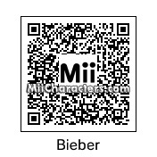 QR Code for Justin Bieber by Alien803