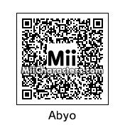 QR Code for Abyo by Asten94
