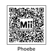 QR Code for Phoebe Buffay by MICHAEL
