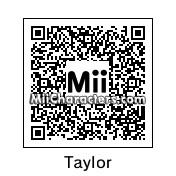 QR Code for Taylor Lautner by Luv321