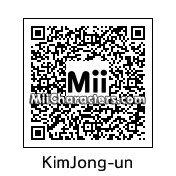 QR Code for Kim Jong-un by Alien803