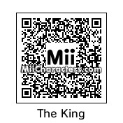 QR Code for The King by Alien803