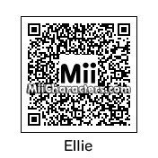 QR Code for Ellie by Snackmister