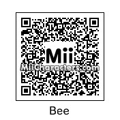 QR Code for Bee by Compy13