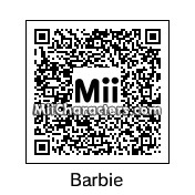 QR Code for Barbie by Snackmister