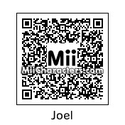 QR Code for Joel by Alien803