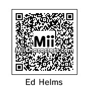 QR Code for Ed Helms by celery