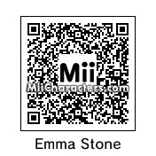 QR Code for Emma Stone by celery