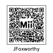 QR Code for Jeff Foxworthy by Gary Gnu