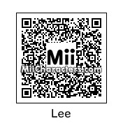 QR Code for Lee Kanker by Luv321