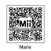 QR Code for Marie Kanker by Luv321