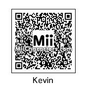 QR Code for Kevin by Luv321