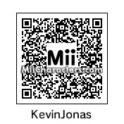 QR Code for Kevin Jonas by Jacob B.