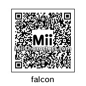 QR Code for Falcon by isur