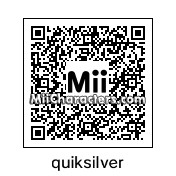 QR Code for Quicksilver by isur