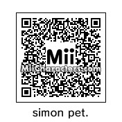 QR Code for Simon Petrikov by isur