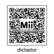 QR Code for The Dictator by isur