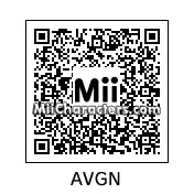 QR Code for The Angry Video Game Nerd by Atticus