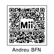 QR Code for Andreu Buenafuente by adrysg