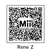 QR Code for Renee Zellweger by Gary Gnu