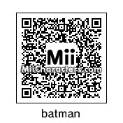 QR Code for Batman by isur