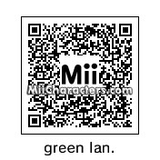 QR Code for Green Lantern by isur