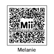 QR Code for Melanie Iglesias by Atticus