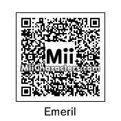 QR Code for Emeril Lagasse by Joey