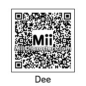 QR Code for Sweet Dee by lazierbeam