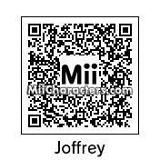 QR Code for Joffrey Baratheon by Andy Anonymous