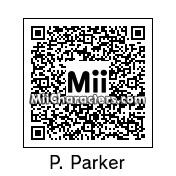 QR Code for Peter Parker by robbieraeful