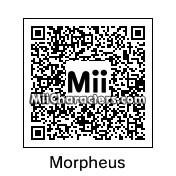 QR Code for Morpheus by Gary Gnu