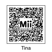 QR Code for Tina Belcher by HBLobster