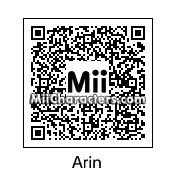 QR Code for Arin Hanson by HBLobster