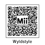 QR Code for Wyldstyle by Theatricalis