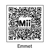 QR Code for Emmet by Theatricalis