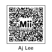 QR Code for AJ Lee by dreamfall31