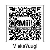 QR Code for Miaka Yuugi by RosaFlora774