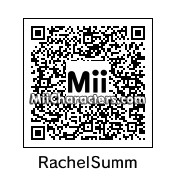 QR Code for Rachel Summers by RosaFlora774