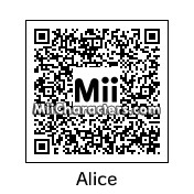 QR Code for Alice by JesusChrist